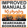 Thumbnail Collection of 3 files: Kubota L245DT Tractor Service Repair Manual & Parts Manual & Operators Manual - IMPROVED - DOWNLOAD