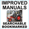 Thumbnail Collection of 2 files: Case David Brown 1190 Tractor Factory Service Manual & Illustrated Parts Manual - IMPROVED - DOWNLOAD
