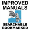 Thumbnail OMC Stern Drive Sterndrive Engine Repair Service Manual 1986-1998 IMPROVED - DOWNLOAD