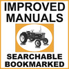 Thumbnail Allis Chalmers FD-3 FD3 Tractor Illustrated Parts Catalog Manual - IMPROVED - DOWNLOAD